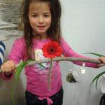 Déco florale de Lola