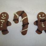 Moulage et décoration en chocolat