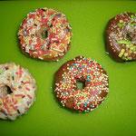 Donuts à confectionner puis décorer