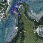 Même le GPS en a perdu le nord.