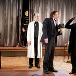"John Merrick in ""Der Elefantenmensch"" (Pomeroy), Regie: Gil Mehmert, Metropoltheater, München"