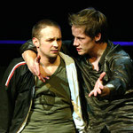 "Mark in ""Trainspotting"", Regie: eigene, Metropoltheater München"