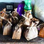 Paquets de café bio artisanaux de la Finca El MilAgro vendus en circuit court