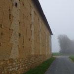 01-11-15 Maisons caractéristiques des plaines de l'Avant-Pays de la région Rhône-Alpes (Ain)