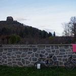 09-11-15 Bivouac au pied du Chàteau de Murol