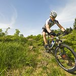 Biken im Bayerischen Wald