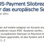 iZettle – der POS-Payment Silobreaker aus Schweden oder das europäische Square