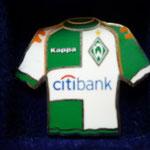 2007/08 Auswärts-Trikot
