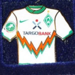 2010/11 Auswärts-Trikot U23 mit 3.Liga-Logo