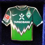 2010/11 Heim-Trikot mit Bundesliga-Logo