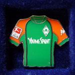 2003/04 Heim-Trikot mit Bundesliga-Logo