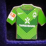 2011/12 Heim-Trikot mit Bundesliga-Logo