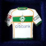 2008/09 Heim-Trikot mit Bundesliga-Logo