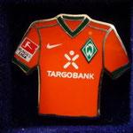 2010/11 Event-Trikot mit Bundesliga-Logo
