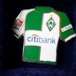2007/08 Auswärts-Trikot mit Bundesliga-Logo