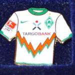 2010/11 Auswärts-Trikot mit Bundesliga-Logo
