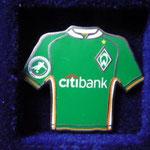 2008/09 Auswärts-Trikot U23 mit 3.Liga-Logo