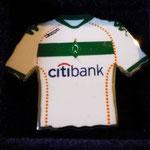 2008/09 Heim-Trikot (Pokalpin)
