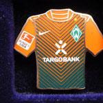 2011/12 Auswärts-Trikot mit Bundesliga-Logo