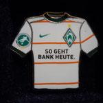 2009/10 Auswärts-Trikot U23 mit 3.Liga-Logo