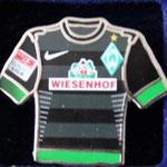2012/13 Auswärts-Trikot mit Bundesliga-Logo