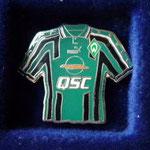 1999/00 Heim-Trikot mit Sponsor QSC