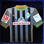 2014/15 Auswärts-Trikot mit Bundesliga-Logo