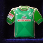2012/13 Heim-Trikot mit Bundesliga-Logo ( 3-D Version)