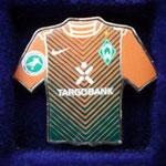 2011/12 Auswärts-Trikot U23 mit 3.Liga-Logo