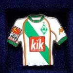2004/05 Heim-Trikot mit Bundesliga-Logo