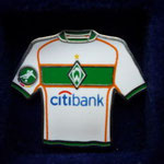 2008/09 Heim-Trikot U23 mit 3.Liga-Logo