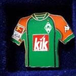 2004/05 Auswärts-Trikot mit Bundesliga-Logo