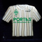 1991 Pokalsieger-Trikot