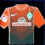 2012/13 Event-Trikot mit Bundesliga-Logo