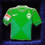 2012/13 Heim-Trikot mit Bundesliga-Logo aber ohne Sponsor