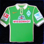 2014/15 Heim-Trikot mit Bundesliga-Logo