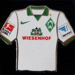 2013/14 Auswärts-Trikot mit Bundesliga-Logo