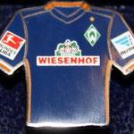 2015/16 Auswärts-Trikot mit Bundesliga-Logo