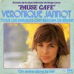 45 tours du générique de Pause-Café