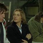 """Le Toubib"" avec Bernard Giraudeau et Alain Delon"