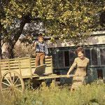 1965, avec Mehdi © beppe cecchetti