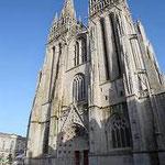 La Cathédrale Saint  Corentin de Quimper