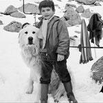 Mehdi et Flanker (© gettyimages 1965)