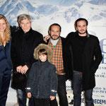 Margaux Chatelier (Angelina), Tchéky Karyo (César), Félix Bossuet (Sébastien), Mehdi el Glaoui (André), Dimitri Storogne (Guillaume)