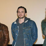 Mehdi el Glaoui, Dimitri Storogne (Guillaume) et Margaux Chatelier (Angelina)