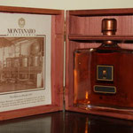 Montanaro 1994: Vintage Barolo grappa 1994. Comes with individual wooden box 0.5 ltr / 45% [S$160]