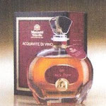 Opera Prima: 20 years aged distillate decanter in wooden gift box 0.7 ltr / 43%
