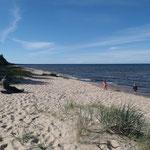 Rigaer Meerbusen, Lettland