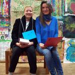 Dream-Team: Marion und Cornelia