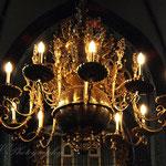 Kronleuchter im Dom von Schleswig